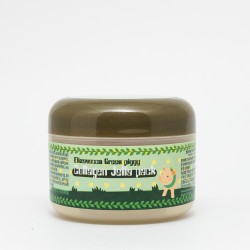 "Маска для лица Elizavecca ""Green Piggy Collagen Jella Pack"", коллагеновая,100 мл."