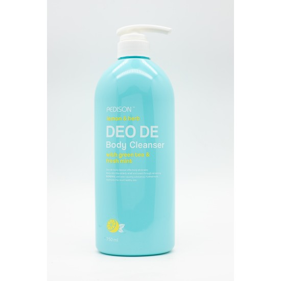 "Гель для душа Body Cleanser Pedison deo de ""лимон и мята"" 750 мл."