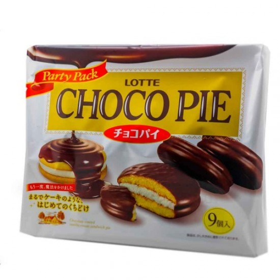 "Пирожное Lotte Choco Pie ""Party Pack"", 288 г."