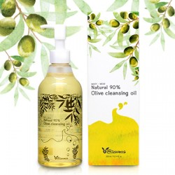 "Гидрофильное масло Elizavecca ""Olive Cleansing Oi Natural 90%"", Олива, 300 мл"