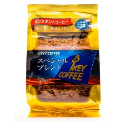 "Кофе растворимый Key Coffee ""Особый вкус"", м/у, 70 гр."