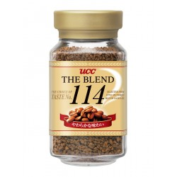 "Кофе растворимый UCC ""Blend Collection 114"", с/б, 90 гр."